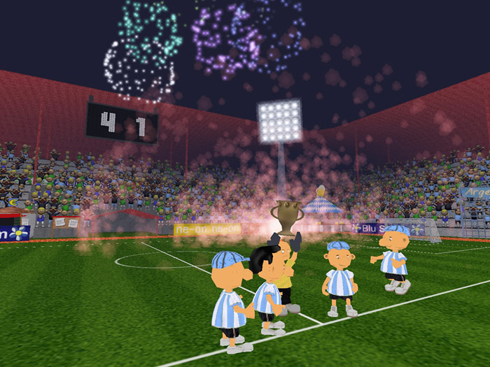 slamsoccer2006 screenshot