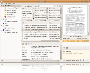 gpapers screenshot