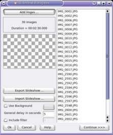 qdvdauthor screenshot