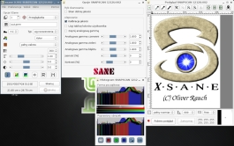 xsane screenshot