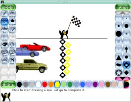 tuxpaint screenshot